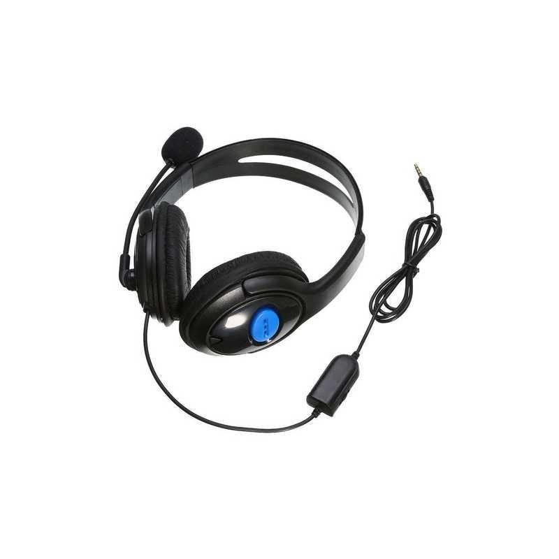 Cuffie Gaming per PS4 con Microfono