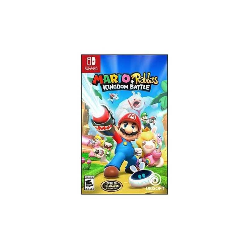 Mario + Rabbios - Kingdom Battle (Switch)