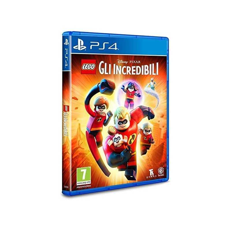 LEGO Gli Incredibili - PS4