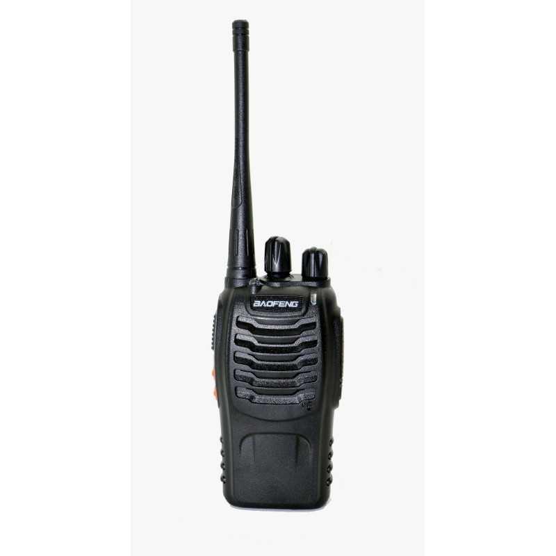 Ricetrasmittente Baofeng BF-888S 5 WATT UHF 16 canali programmabili 400-470 MHz