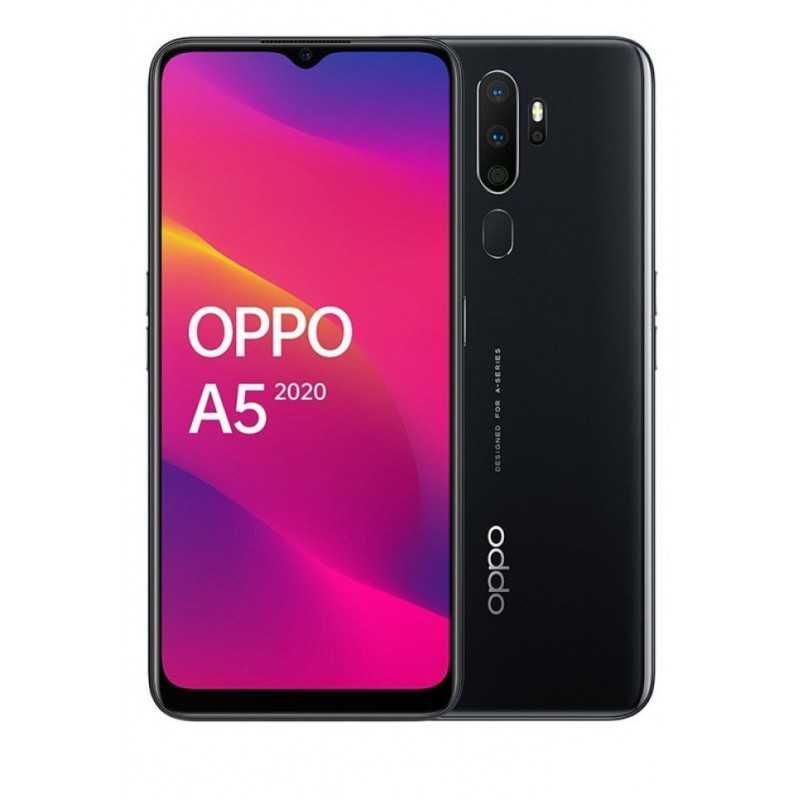 Oppo A5 2020 Dual Sim Black