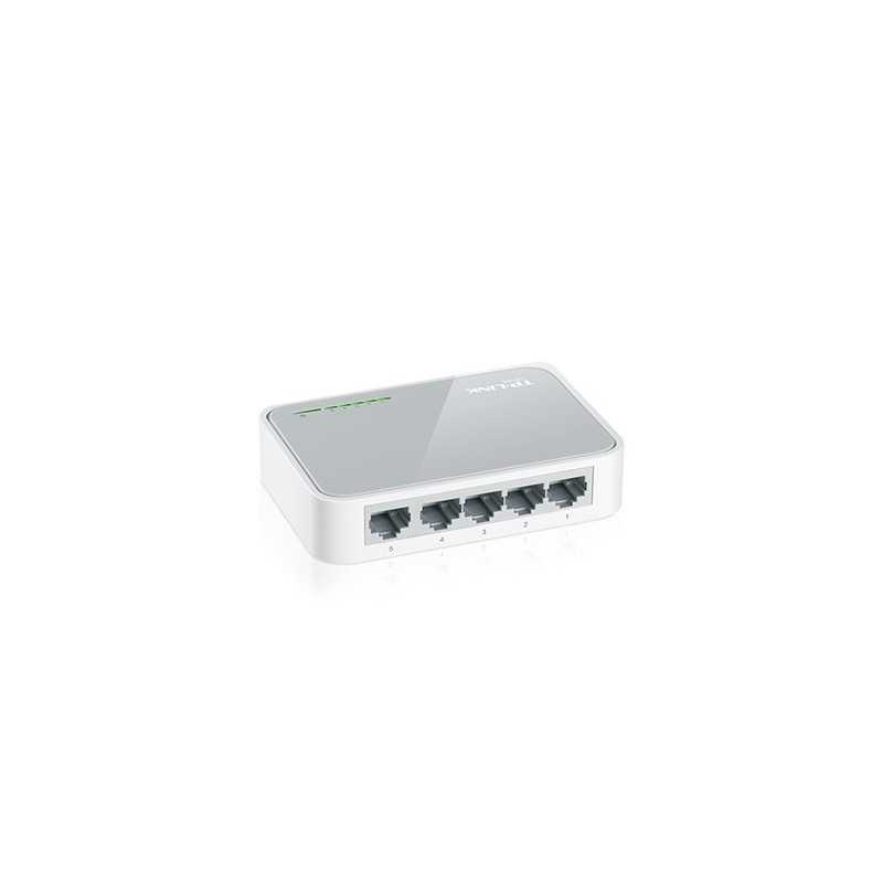 TP-Link 5 Porte 10/100Mbps Switch TL-SF1005D