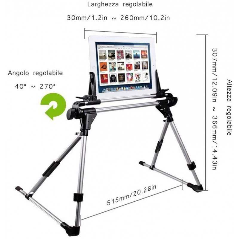 Tablet/Smartphone Stand