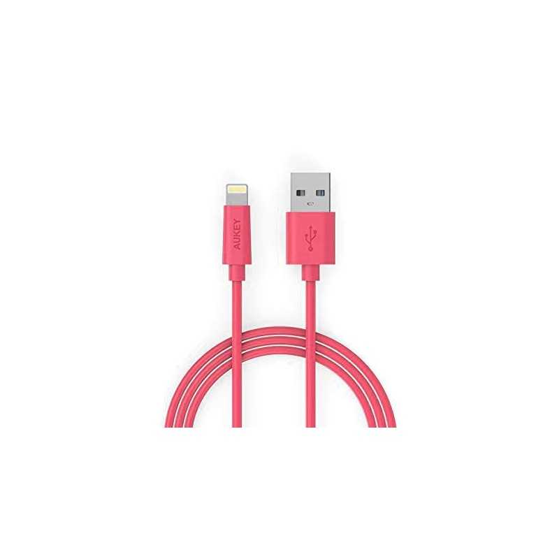 Cavo compatibile USB lightning per Apple - 1,0 m
