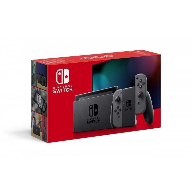 Nintendo Switch BLACK - 2020 + CUSTODIA IN OMAGGIO