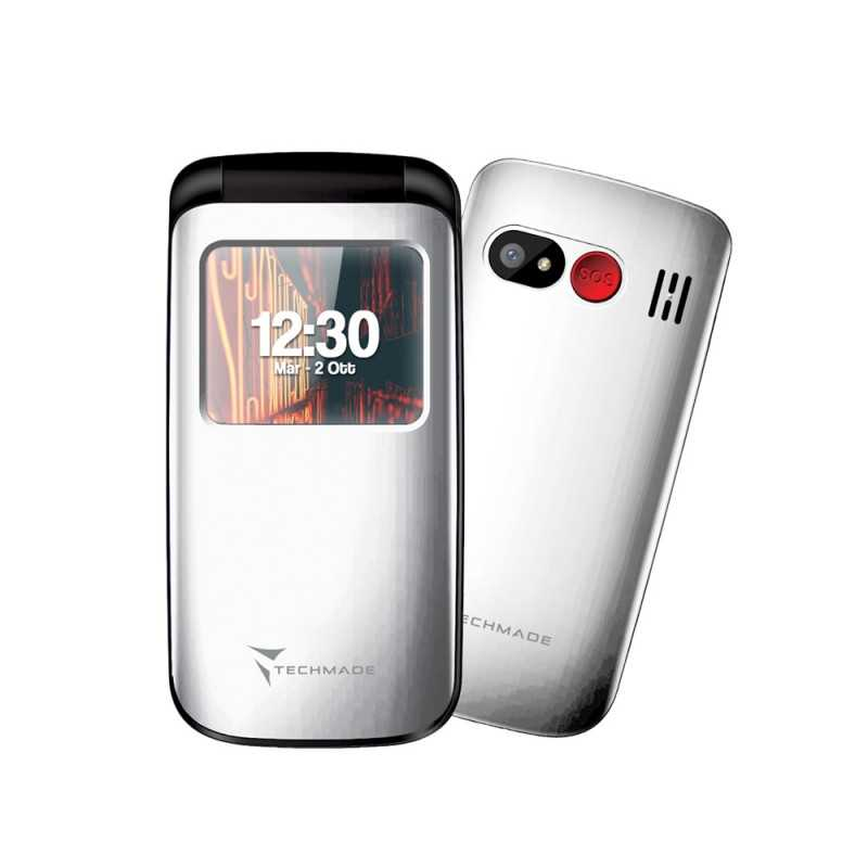 TECHMADE T40 FlipPhone