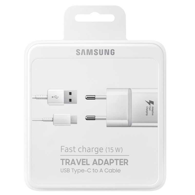 Caricatore e cavo Type-C  fast charger - Originale Samsung
