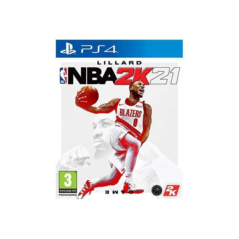 NBA - 2K21 PS4