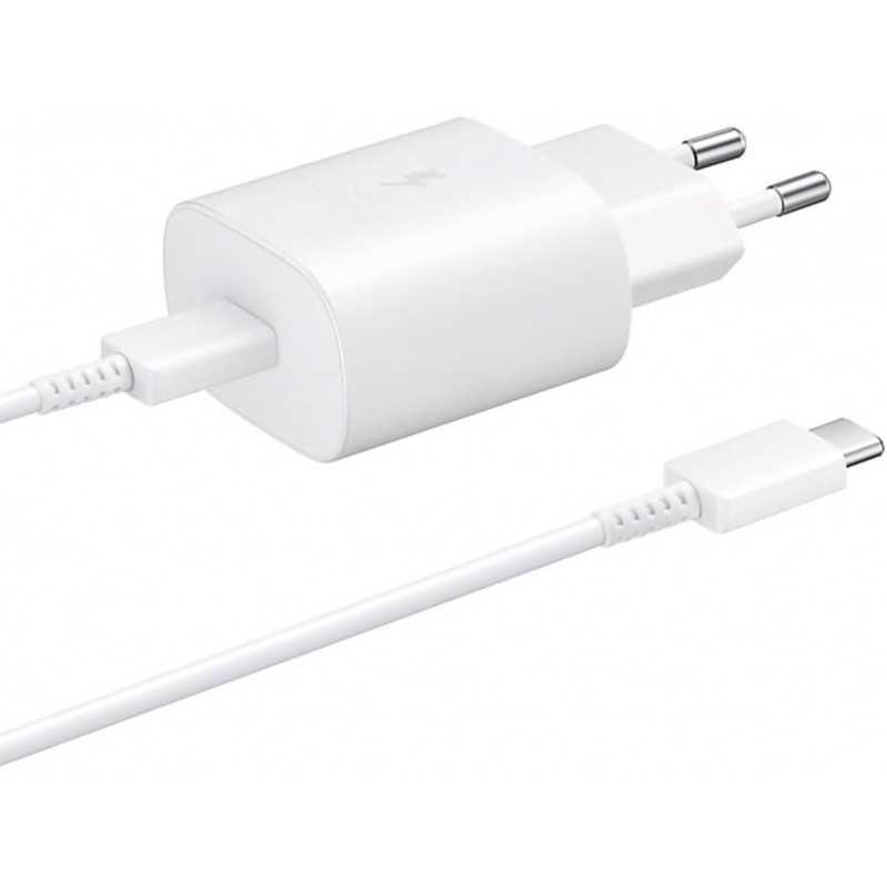 SAMSUNG Travel Adapter 25W USB Type-C to Type-C Cable