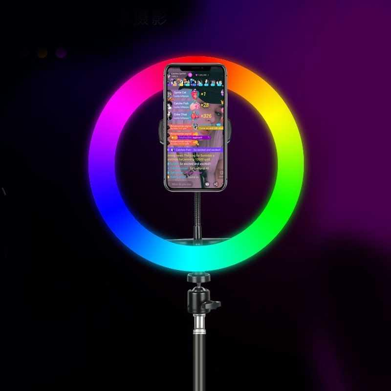 Selfie Ring RGB - Accessorio per Selfie