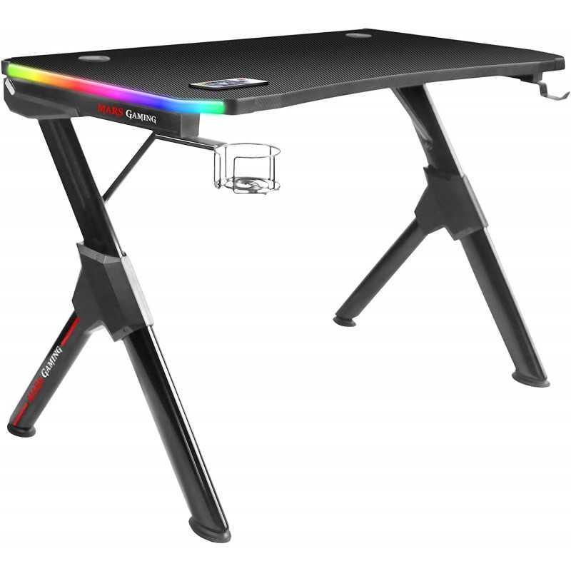 Mars Gaming MGDRGB, Scrivania Gaming RGB