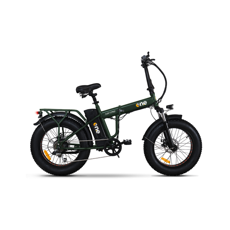 THE ONE NITRO FOREST GREEN