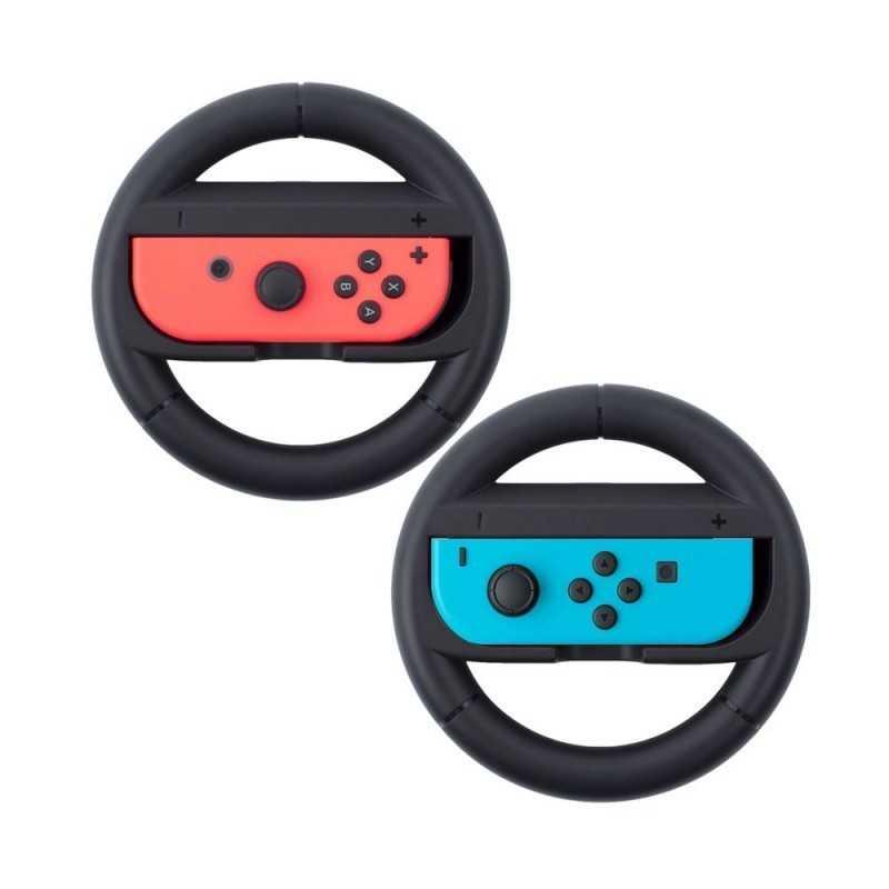 Kit 2 volanti Nintendo Switch