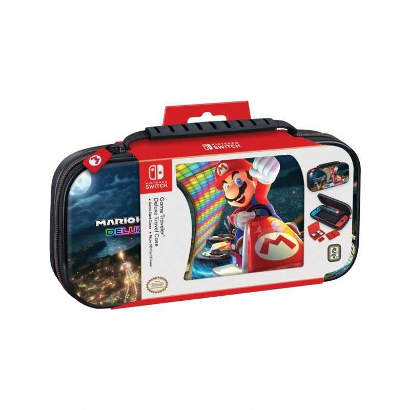 Travel Kit Nintendo Switch Mario Kart 8