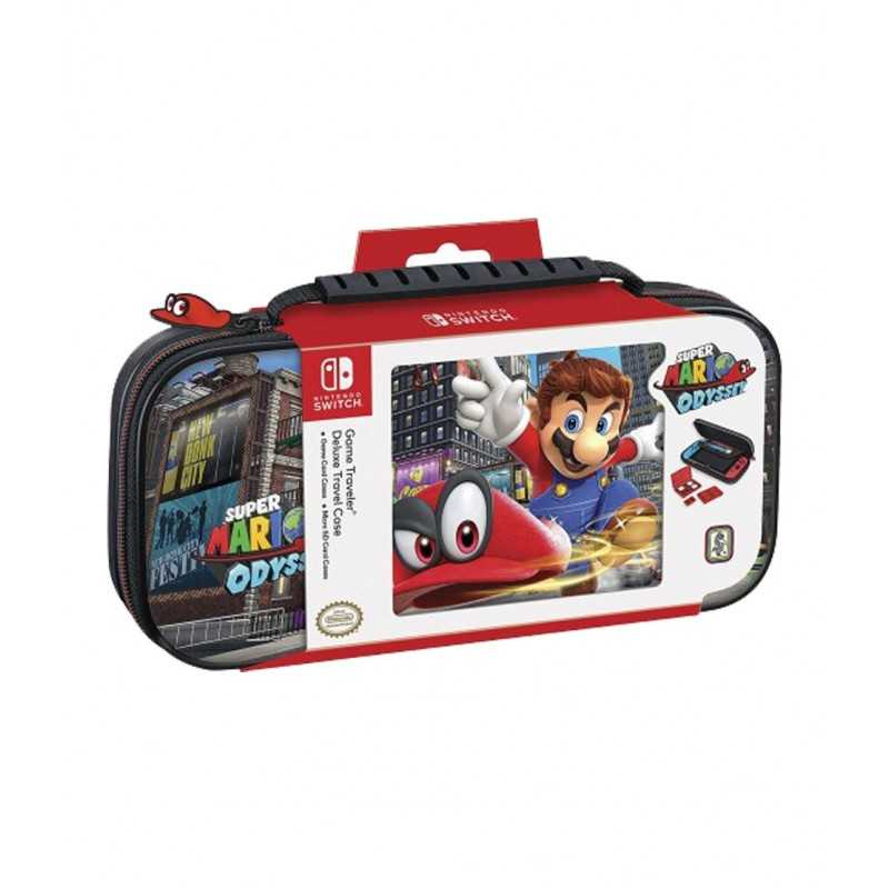 Travel Kit Nintendo Switch Mario Odyssey